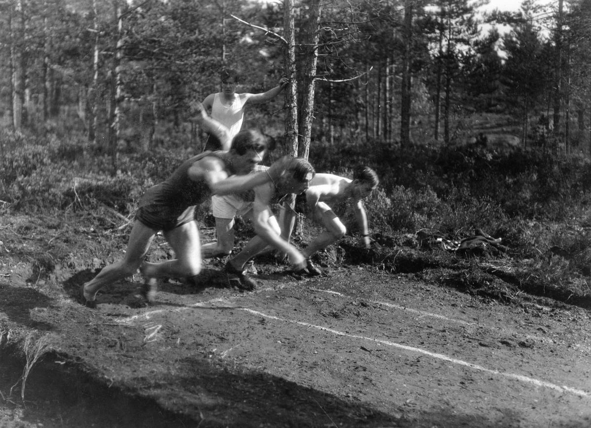 Summer traing at the Ruudhytta cabin