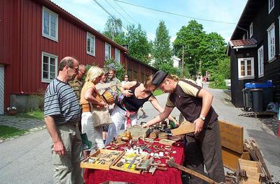 Bod i Øvrebyen. Foto/Photo