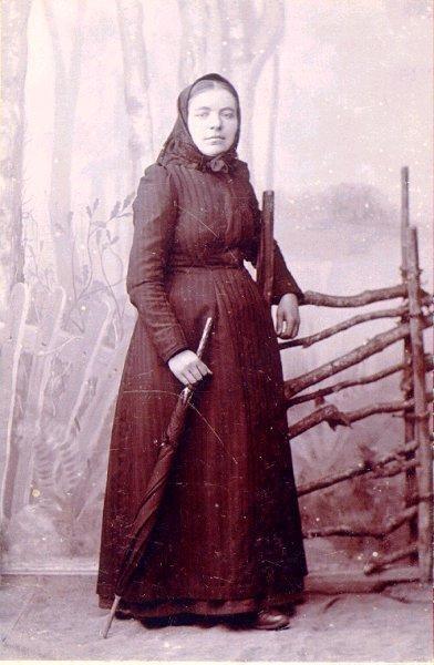 Alma Karlsson.