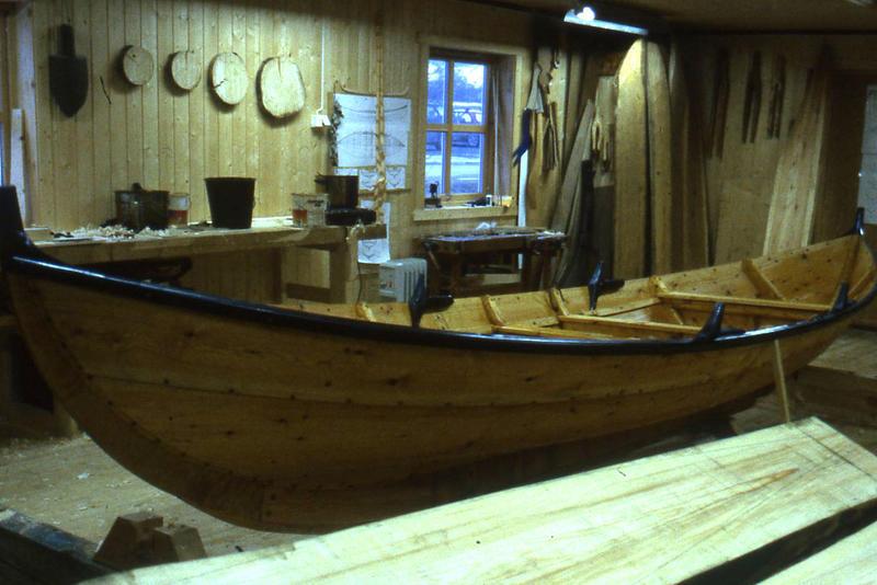 Nordmørsfæring, bygd i 2006 (Foto/Photo)