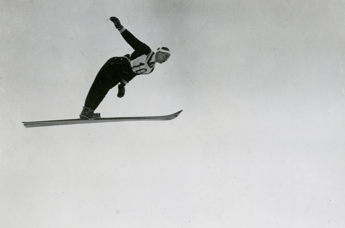 Olympic champion Birger Ruud