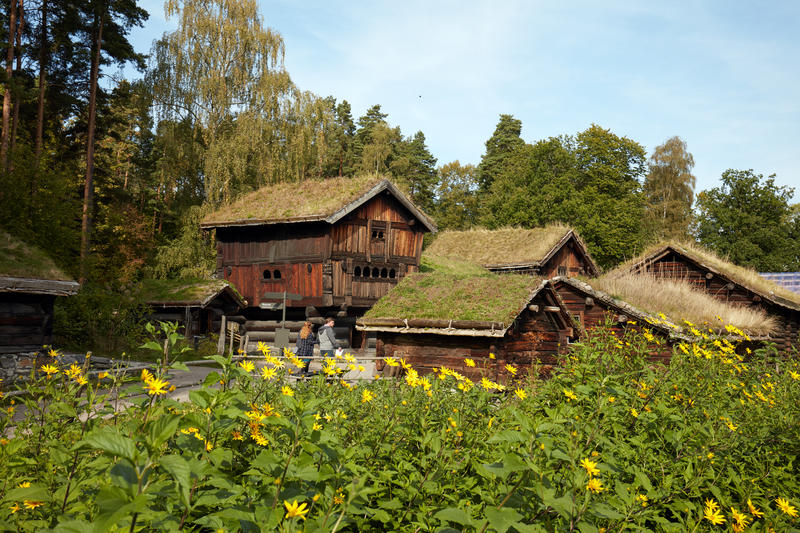 The Setesdal Farm Stead
