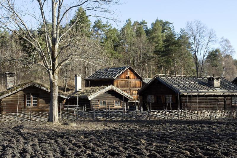 The Numedal Farm Stead
