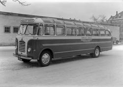 Iglebekk v/Lassen fotogr. 1 ny turistbuss