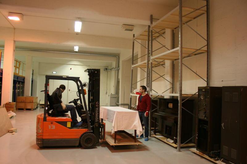 Flytting av objekt (Foto/Photo)