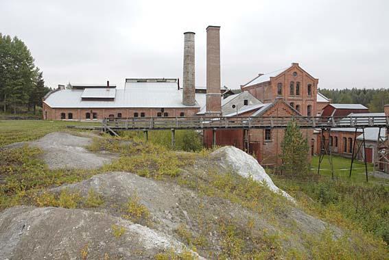 Klevfos Industrimuseum (Foto/Photo)