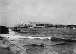 Morro Castle, Havanna januari 1918