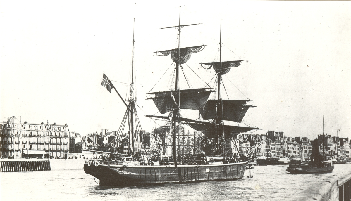 Madonna av Kalmar (1910) 430 tonn, byggd i Grimstad 1880. Inköpt från Norge. Torpederad 1915