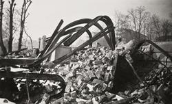 Ole M. Engelsens fotografier fra okkupasjonsårene i Oslo..Fi