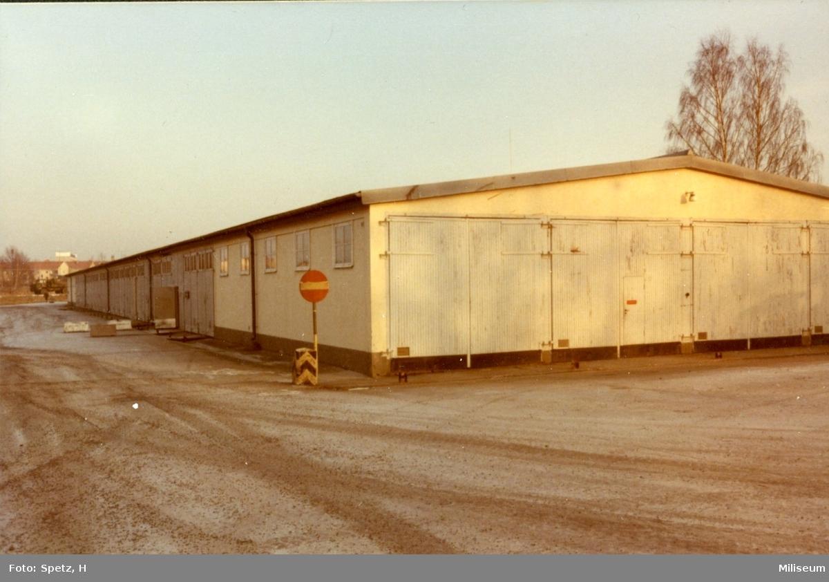 Garaget, A 6. Byggnad 080.