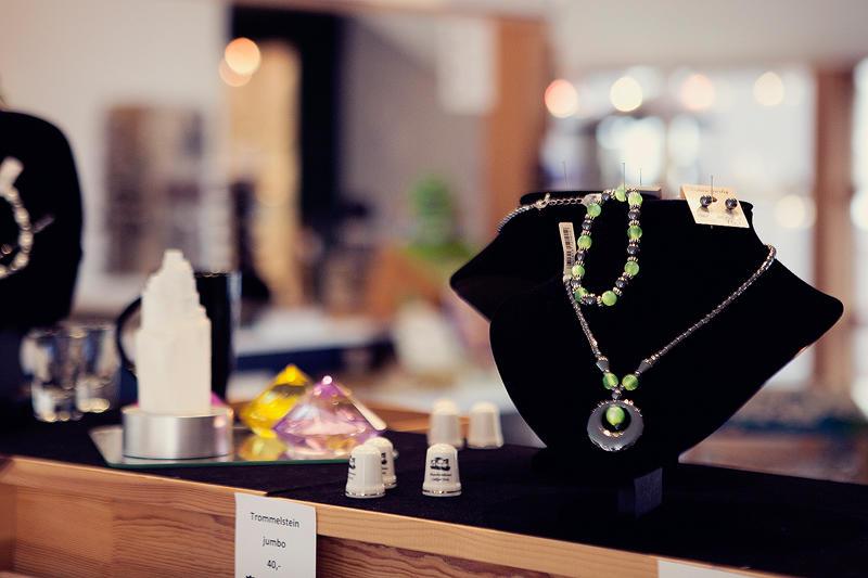 Butikk smykker og suvenirer