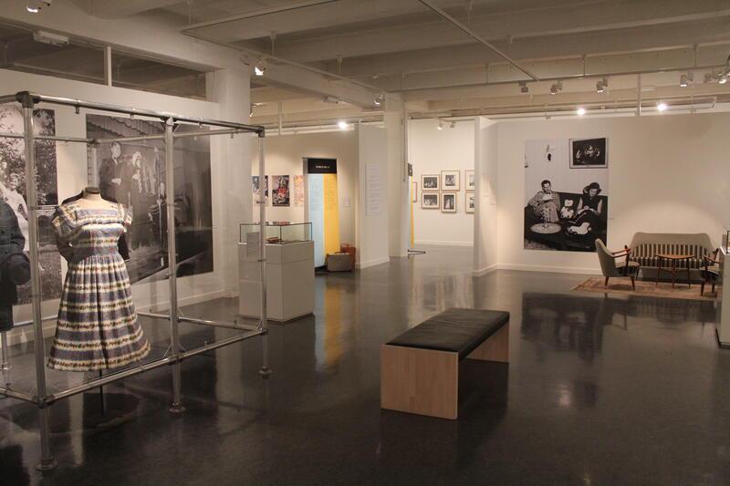 Fra Utstillingen «50-tallet – drøm og virkelighet» (Foto/Photo)