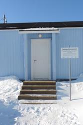 Telegrafstasjon i Ny-Ålesund (Foto/Photo)