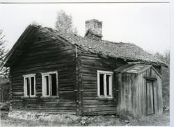 "Husmannstua ""Bråten"" i Hasledalen."