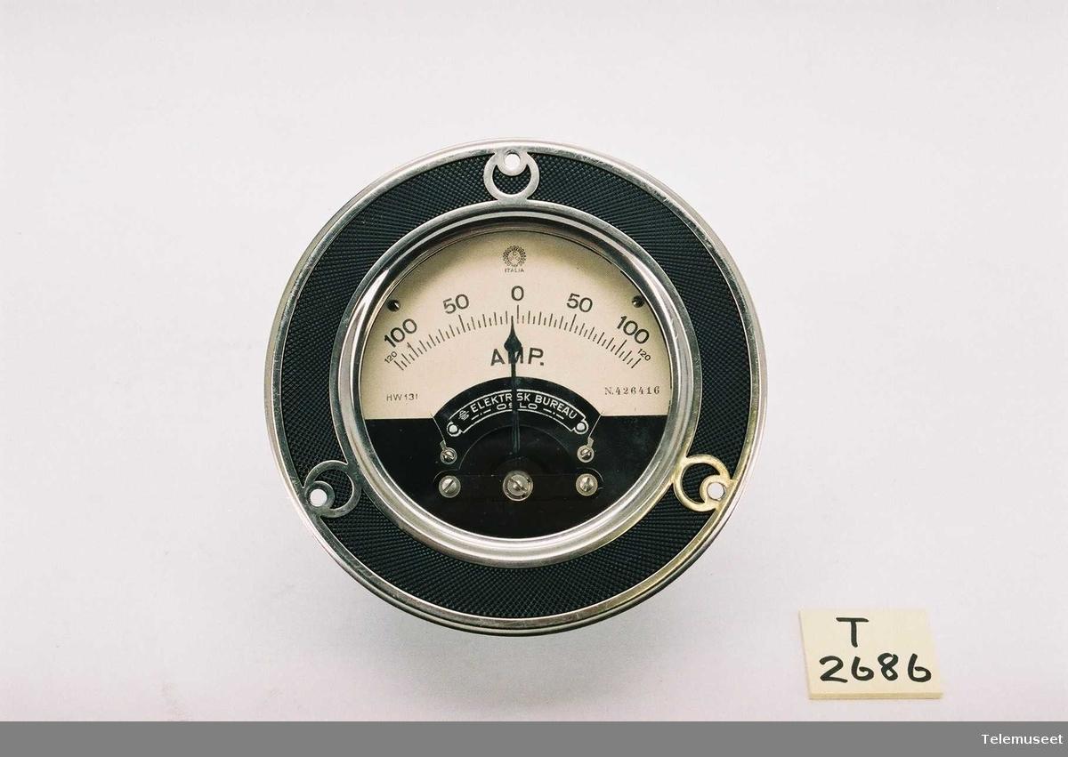 Instrumentet skal brukes i tavle HW 131 N246416