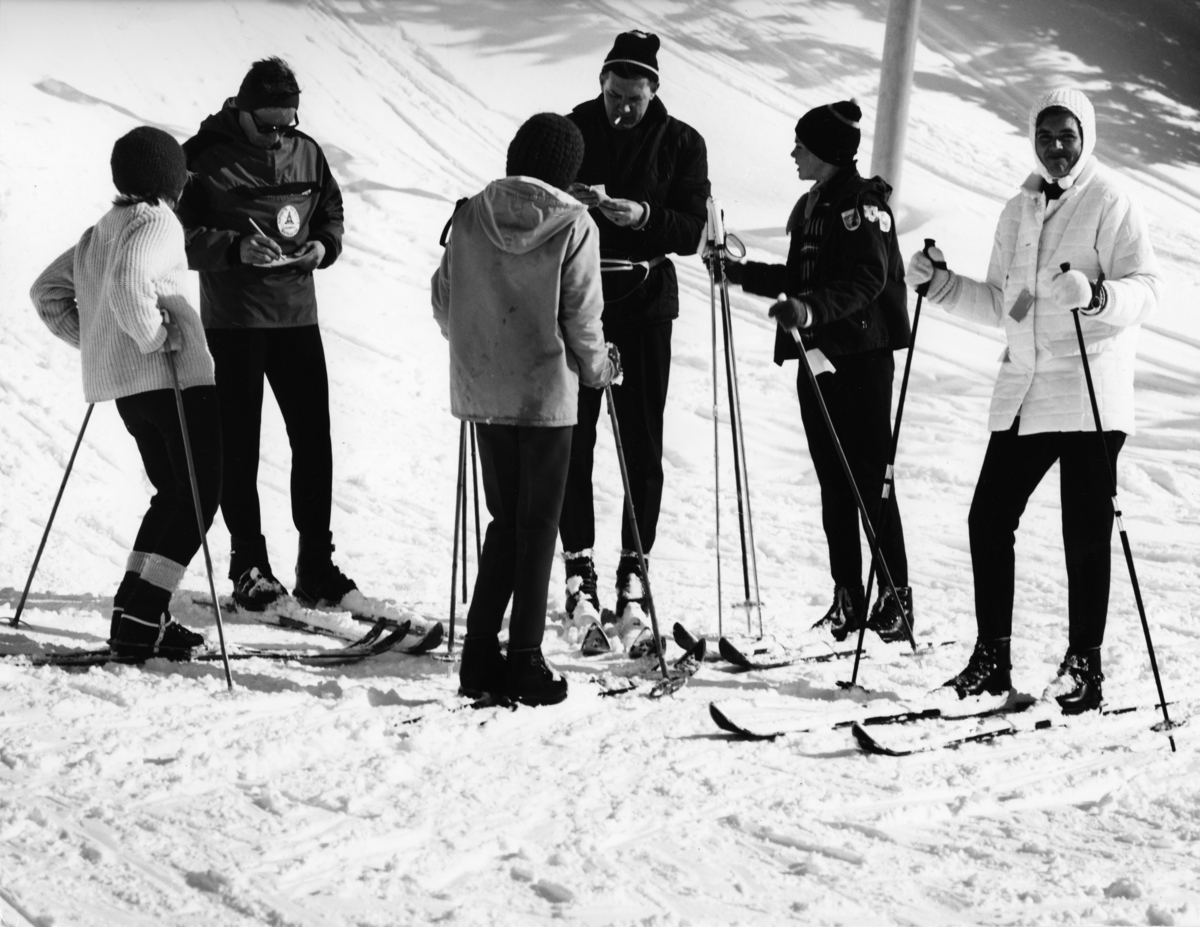 Skiløpere