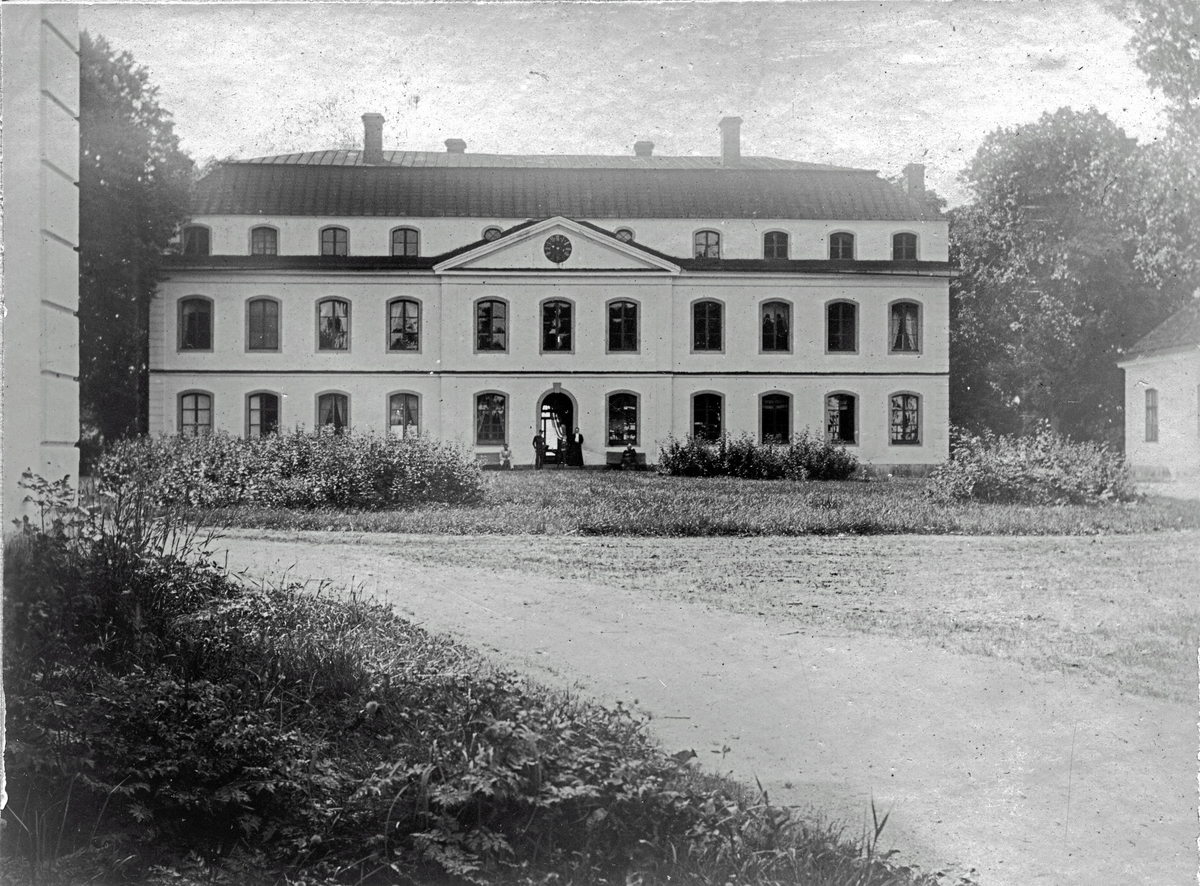 Bergshamra. Fotograf Alfred Bergendahl. Givare H Bergendahl.