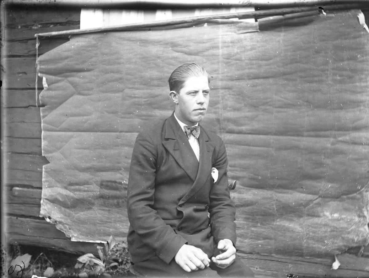 Jonas Yngve Brosten från Annefors, 1911-1993.