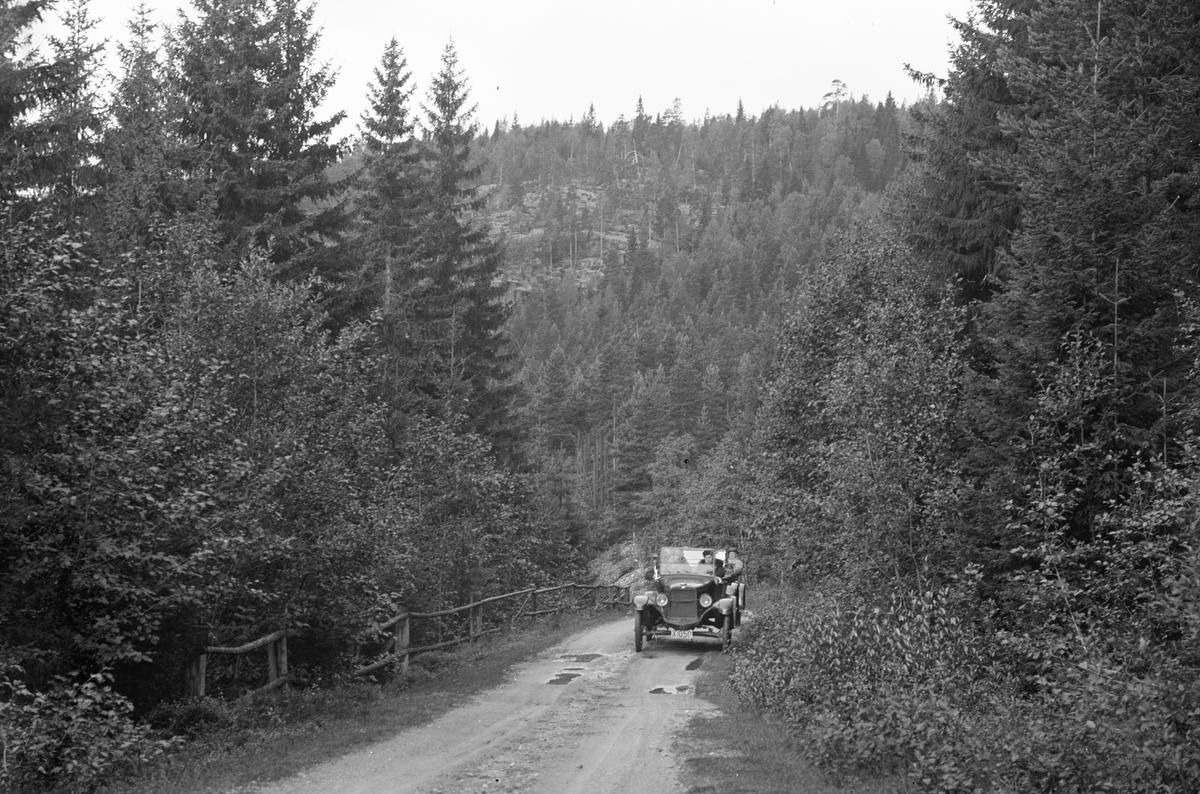 Någonstans mellan Ljusdal och Hudiksvall