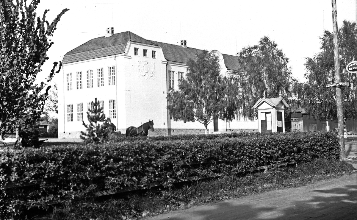 Nya skolan i Solberga