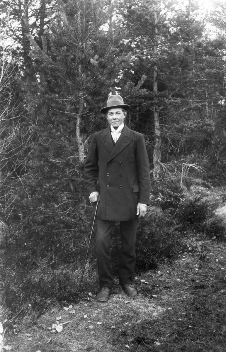 Seth Johansson, född 1901, från Lenninge 5:31 (Granlunds).