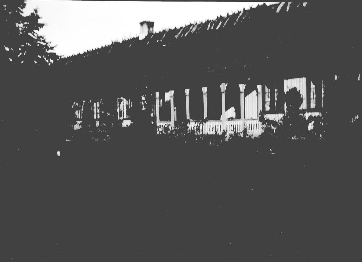 Okänt bostadshus