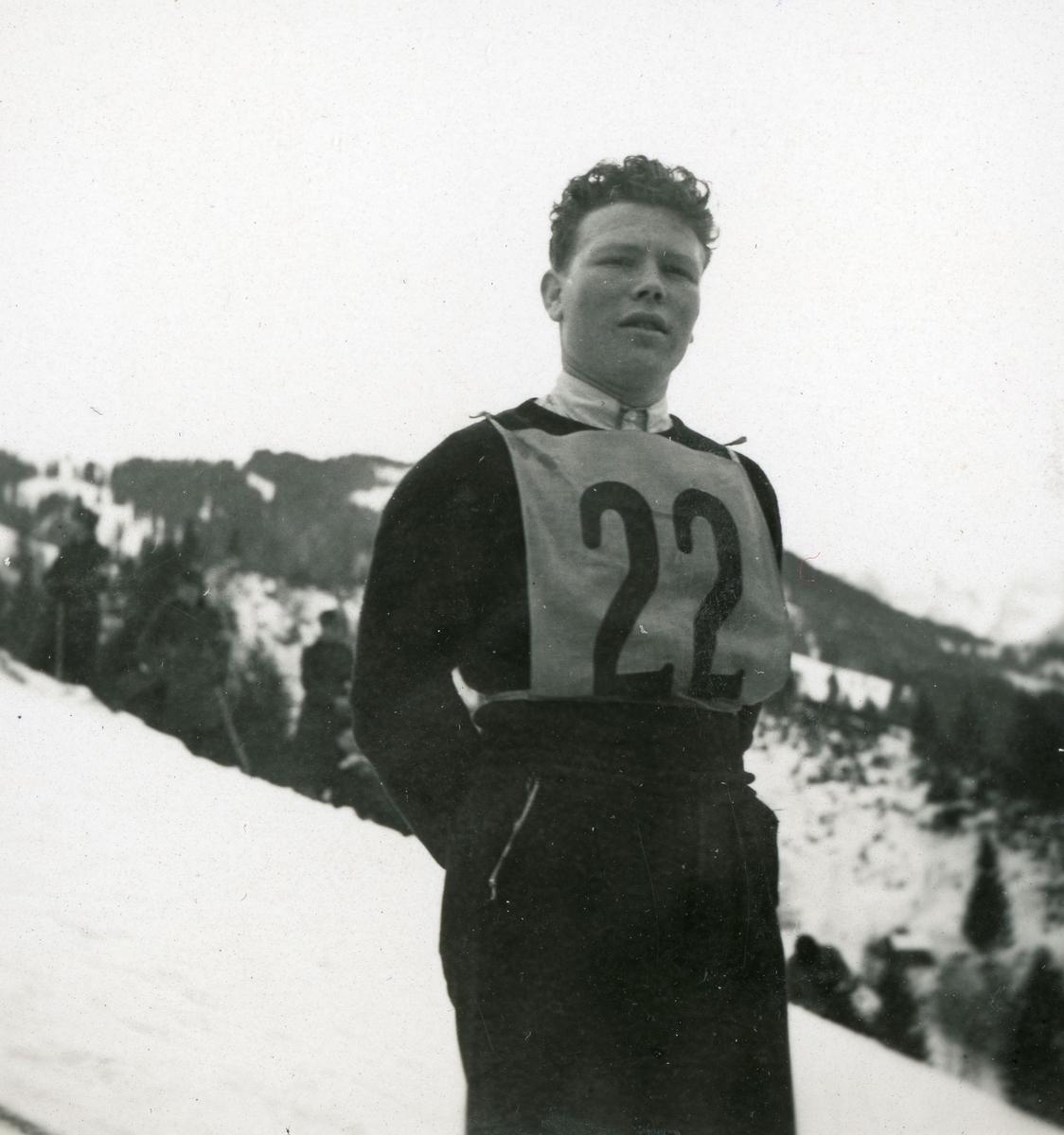 Kongsberg skier Arnholdt Kongsgård
