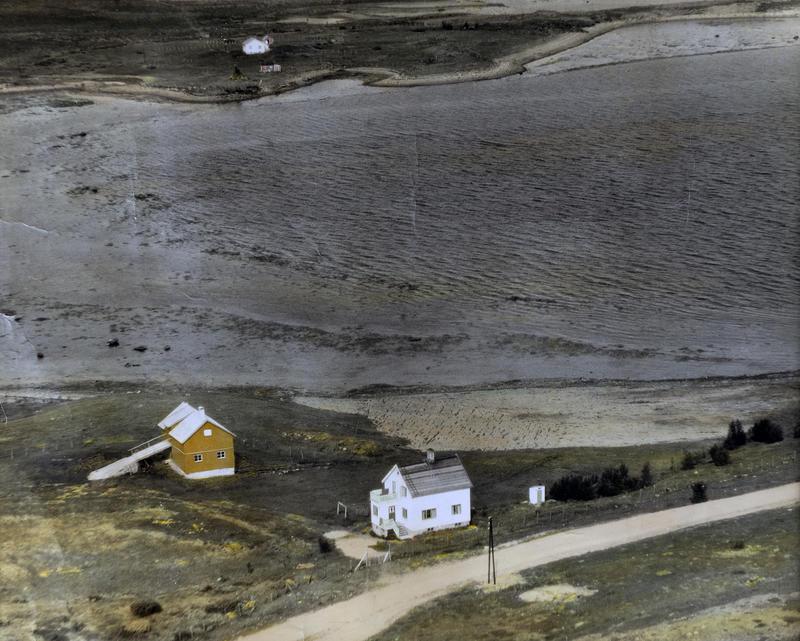 Gjenreisningshus fra Olderfjord (Foto/Photo)