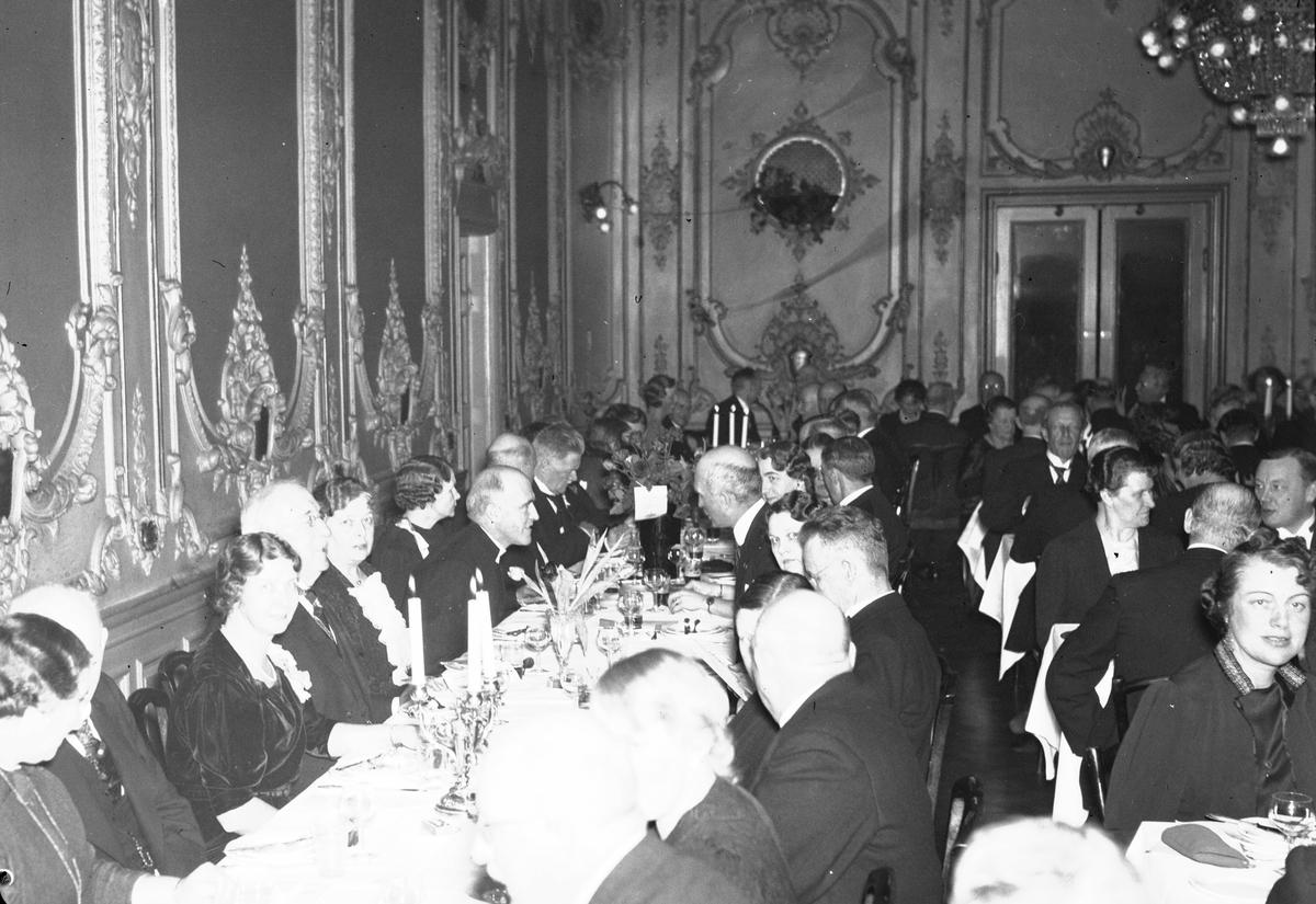 Stadsfullmäktiges 75-årsjubileum. År 1938