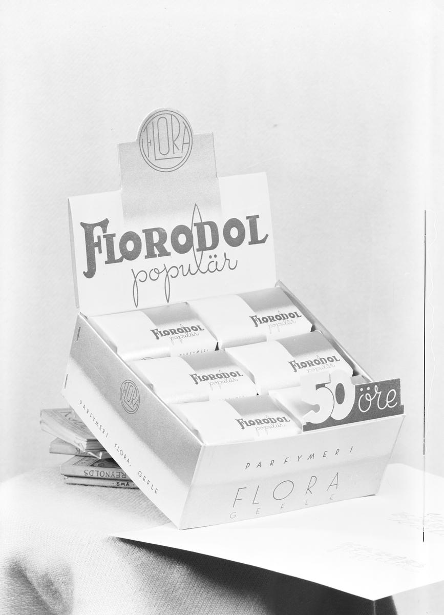 Florodol Premiär, Tvål.  Flora AB