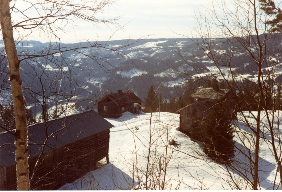 Bagnsbergatn, Sør-Aurdal.