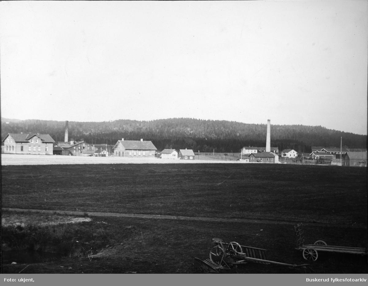 Spikkestad industristed i Røyken