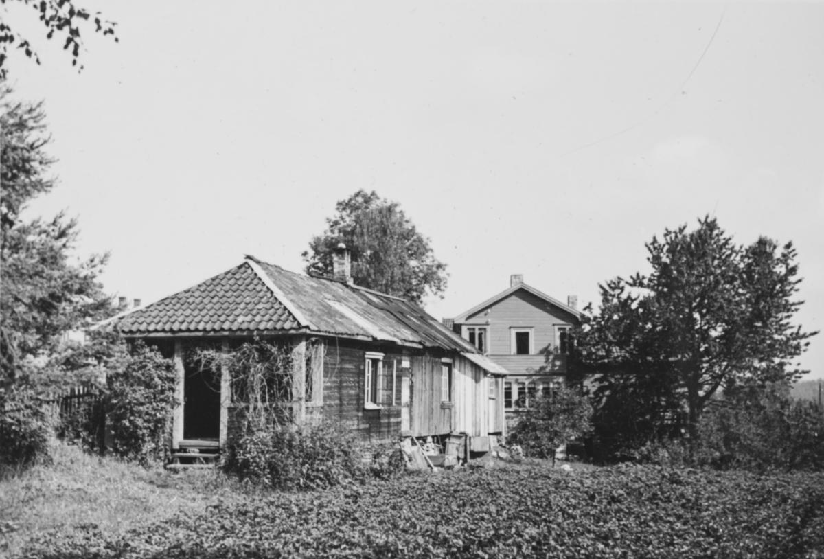 Korens Pensjonat på Steinløkka var et sommerpensjonat drevet av Johanne Koren. Her bodde kjente malere om sommeren samt Helge Ingstad og Gro Harlem Brundtland. Huset er nå bolig. Det ble bygget av skipsbygger Gabriel Wilhelm Schinrud i 1880 som et sommerhus fordi han selv bodde nede i Stoltenberggården i Son sentrum.