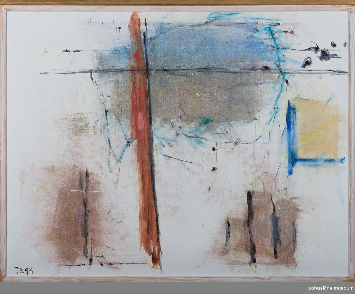 Utsikt från konstnärens ateljé