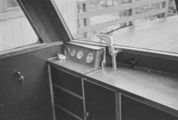 Prøvekjøring av NSBs motorvogn Cmb type 16 nr. 18246 Strømme