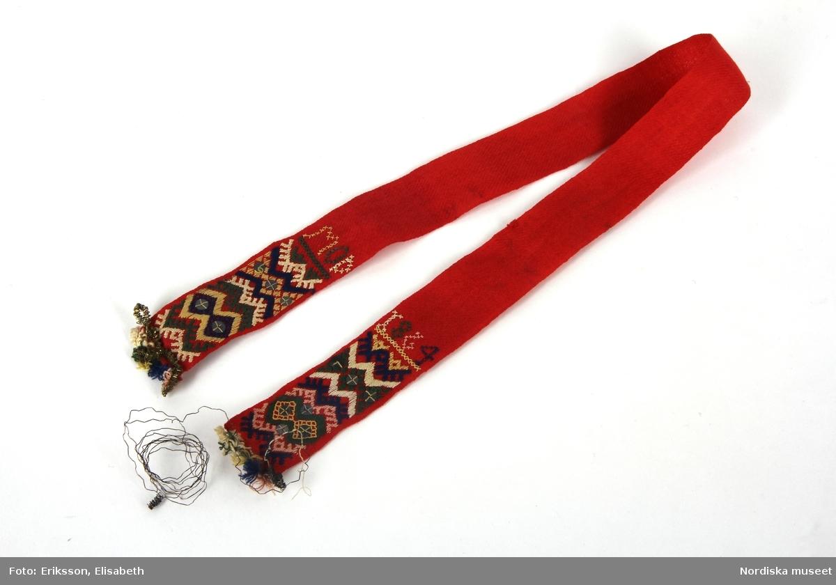Rödband