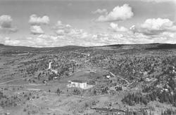 Nevra Høifjellshotell, Nordseter, Lillehammer, 18.08.1951, v