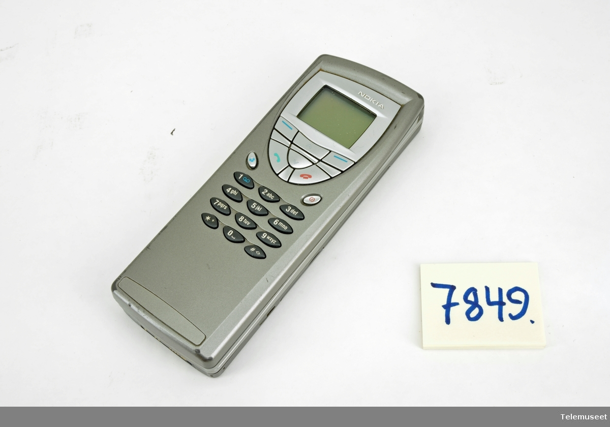 Taletid: 4-10t standby tid 180-230t Batteri: BLL-3  1300mAt