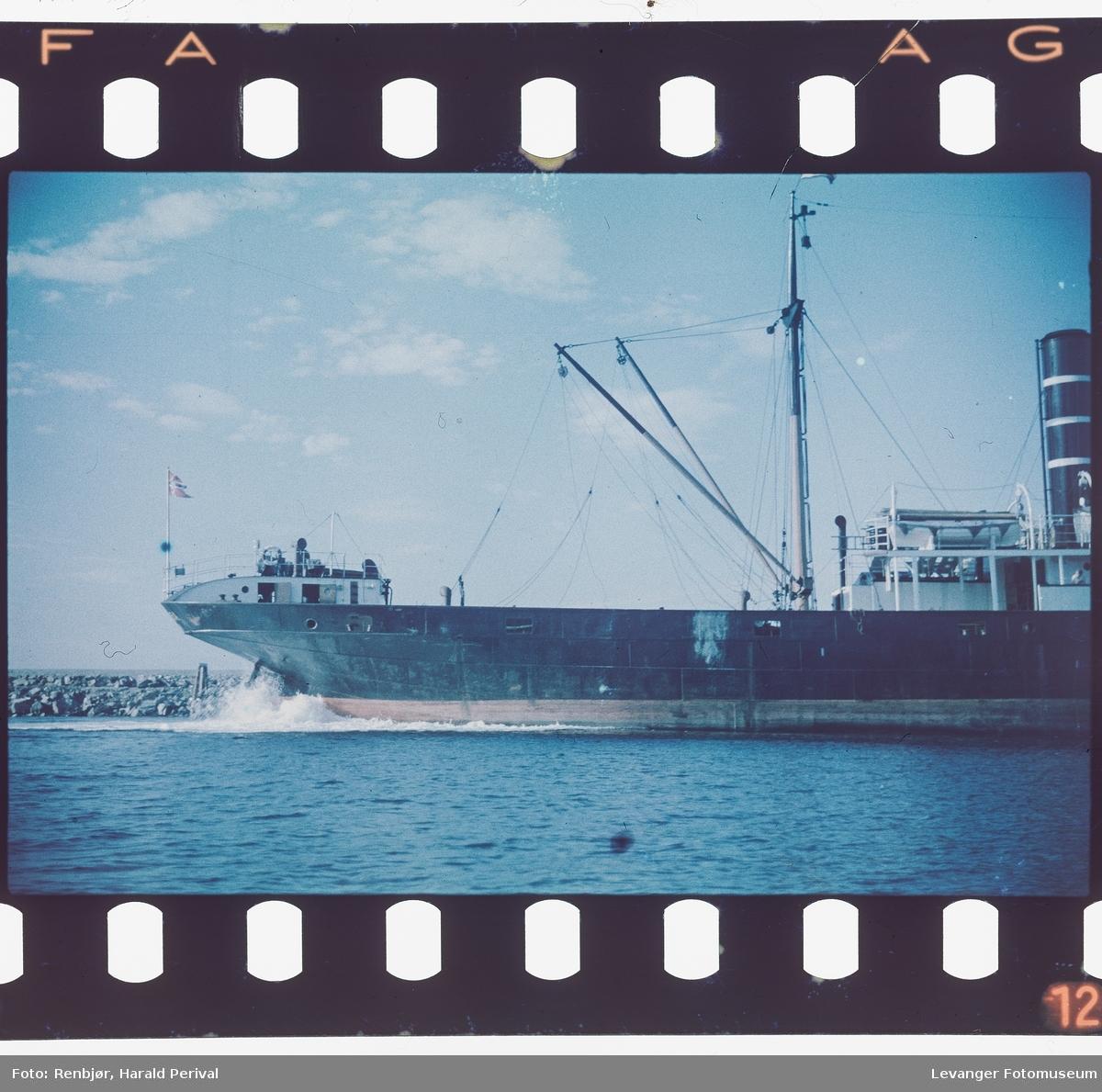 D/S Colomba  tilhørte Bergenske Damskipsselskap.