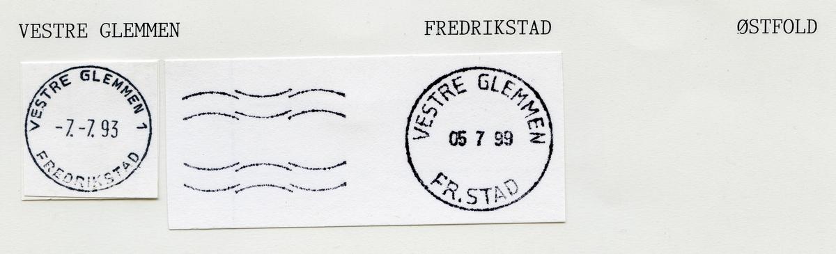 Vestre Glemmen, Fredrikstad, Østfold