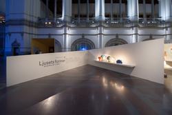 """Nordiskt ljus, utställningsdokumentation, designdelen """"Ljuse"""