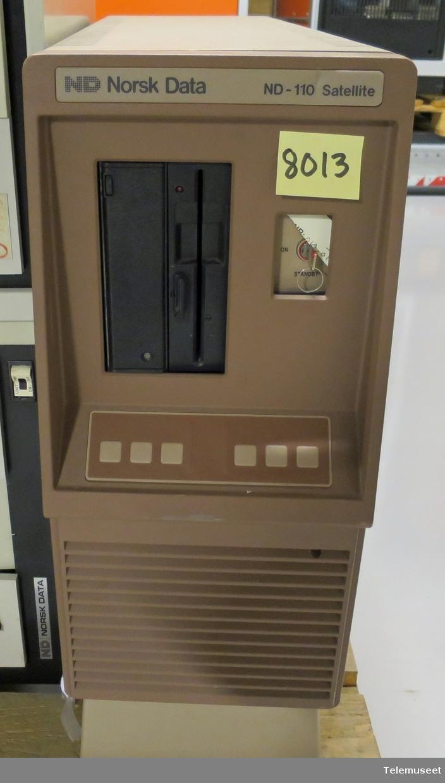 ND - 16 bit mini datamaskin