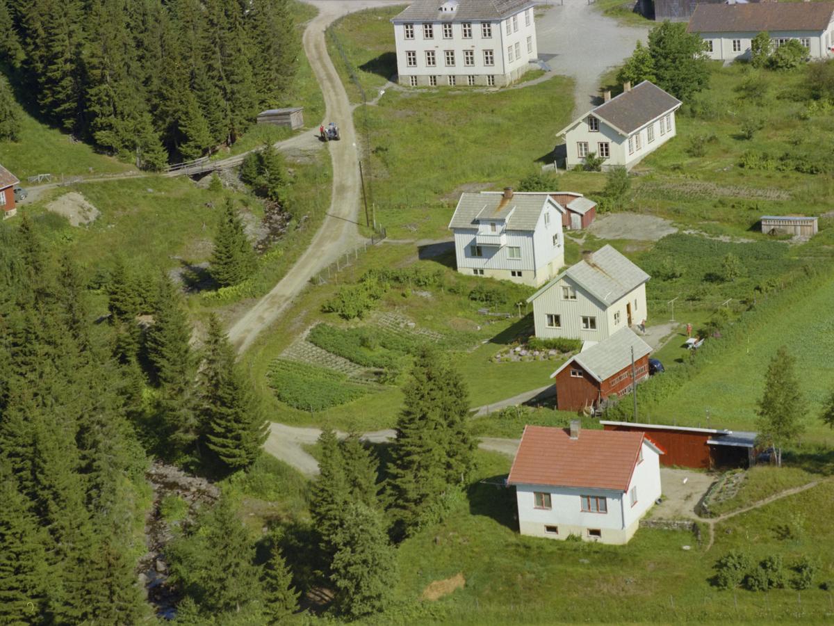 Øyre skole, Vingnes. Denne er nå Steinerskolen på Lillehammer.