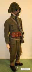 Fältuniform m/1942