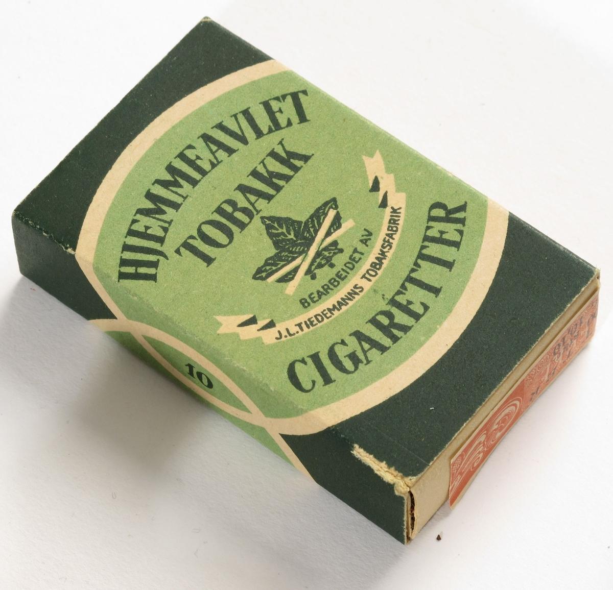 Tobakksblader?
