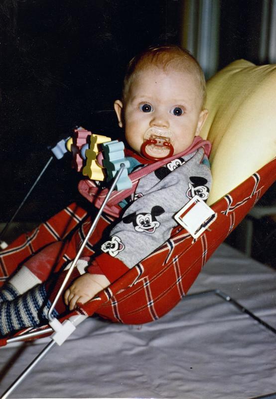 Baby på 80-tallet