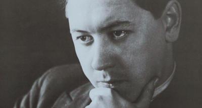 """Rudolf Nilsen - fra LP-omslaget """"På stengrunn"""""""