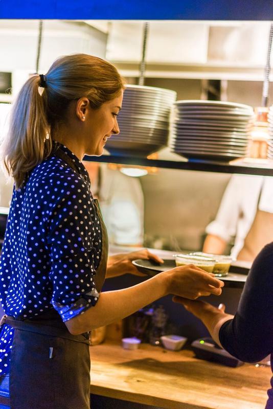Kalas & Canastas' restaurantsjef Kathrine Woje Ellingsen