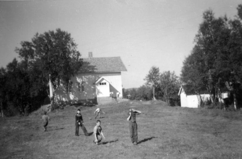 Tømmervik skole