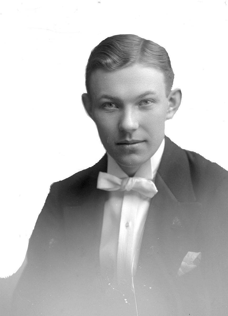 Hilding Holmberg, Ockelbo